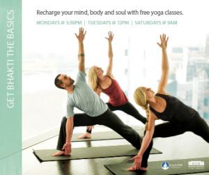Free Noon Yoga at Union Depot @ Waiting Room | United States