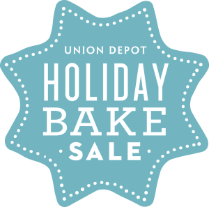 Holiday Bake Sale 2016 @ Waiting Room
