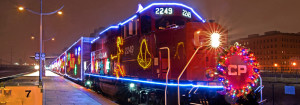 Canadian Pacific Holiday Train @ South Plaza