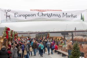 European Christmas Market @ East Plaza