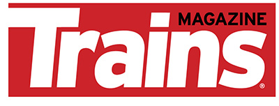 Trains 07 logo mag