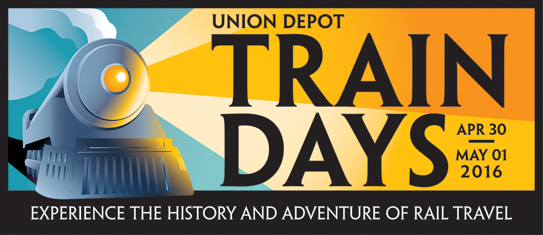 Union Depot Train Days