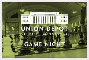 Union Depot Board Game Night @ Waiting Room | United States