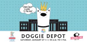 Doggie Depot 2018 @ Union Depot - Waiting Room