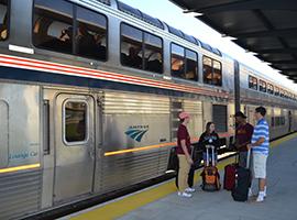 Twin Cities- Milwaukee-Chicago Passenger Rail Service public meeting @ Union Depot - Red Cap Room