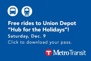 Metro Transit Free Ride Pass