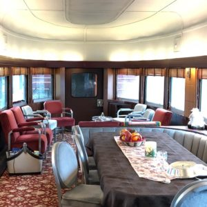 AAPRCO Train Car Tours