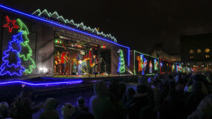 Canadian Pacific Holiday Train @ East Plaza + South Lawn