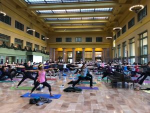 Free Boot Camp Series at Union Depot @ Waiting Room